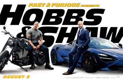 Hobbs And Shaw Movie Poster 9