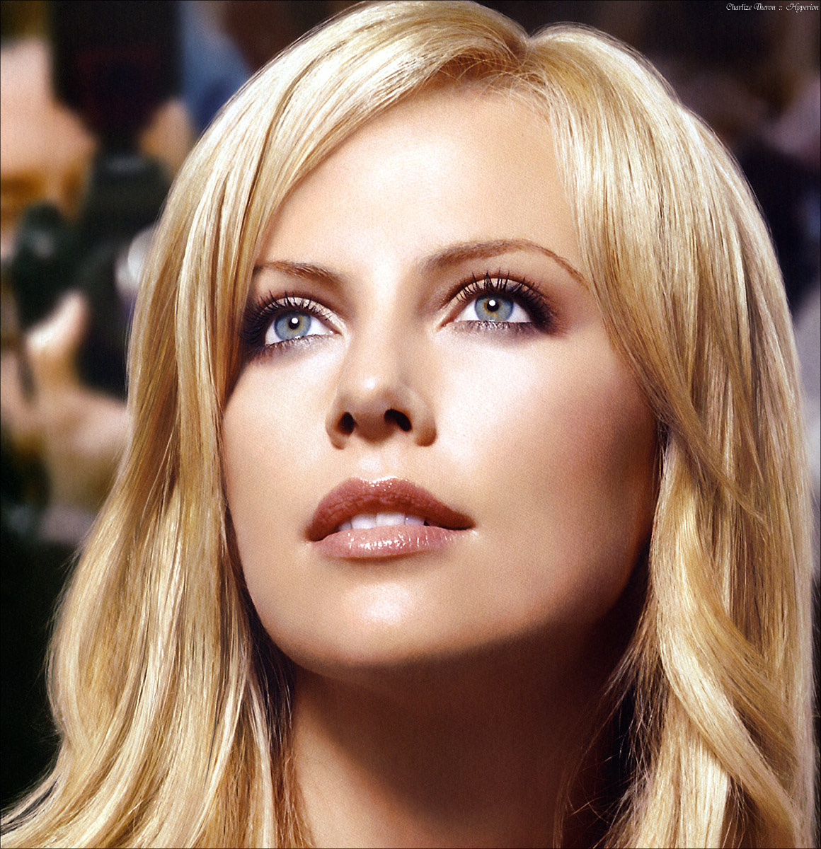 Charlize Theron Is An Oval