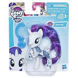 MLP Pony Friends Singles Rarity Brushable Pony