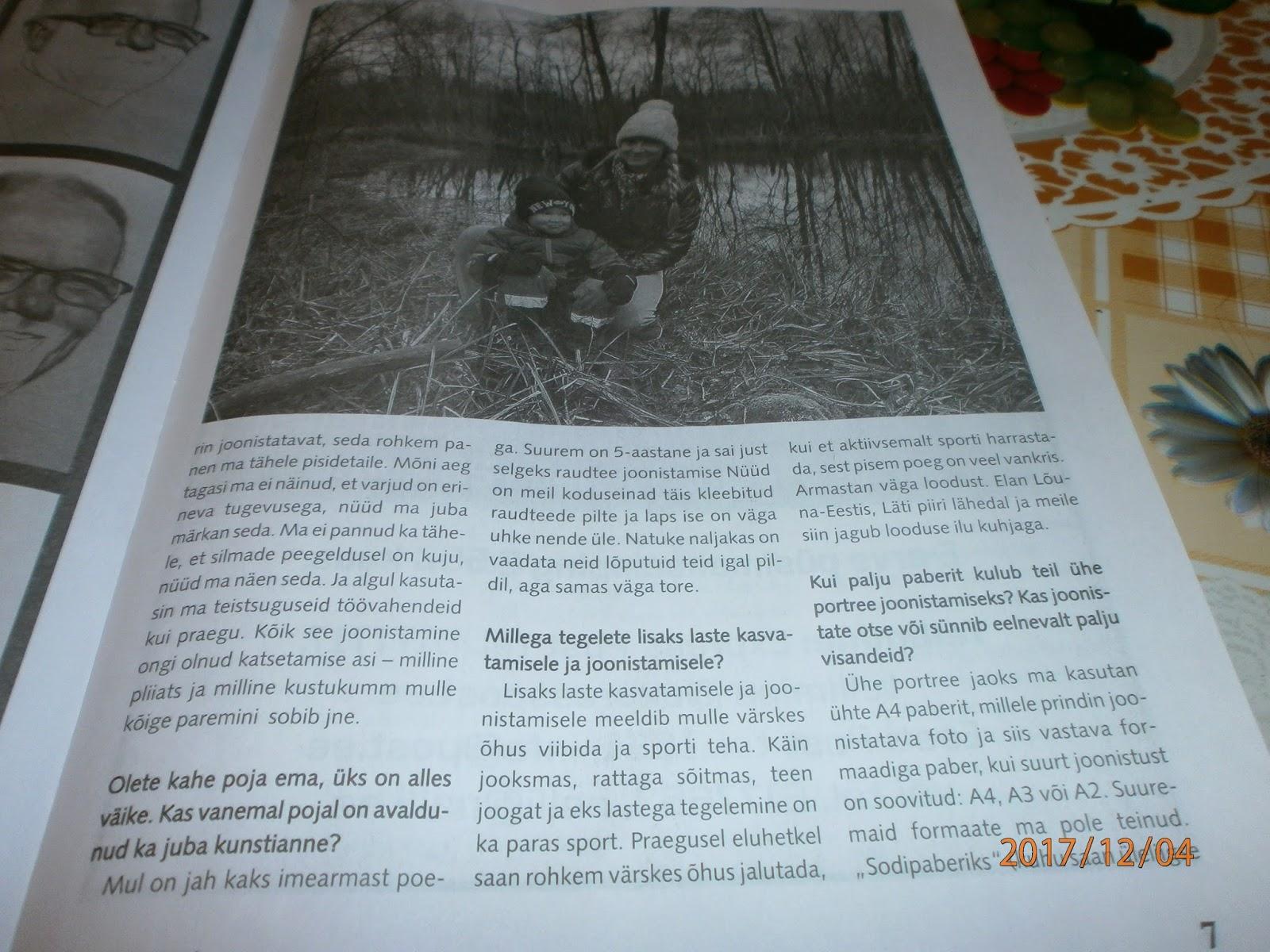 f061e083795 Margit Petersoni kirjalaegas: Müstilised lood ja Vaba Eestimaa Ajaleht