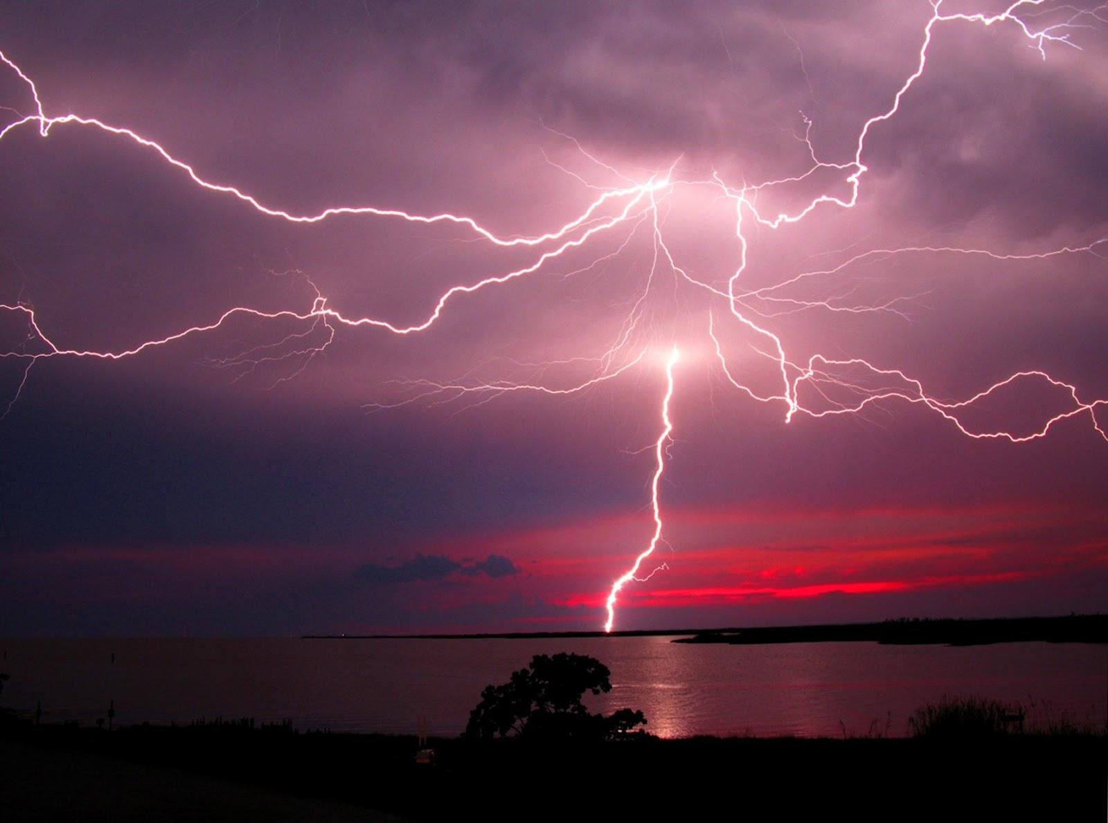 Raios e Tempestades
