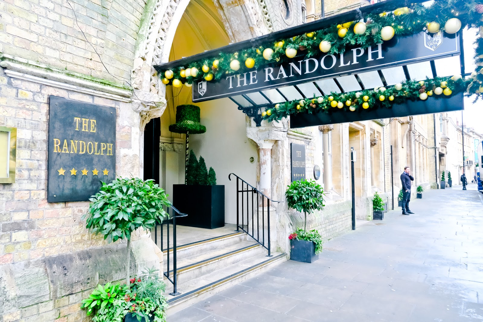 macdonald randolph hotel and spa oxford review,