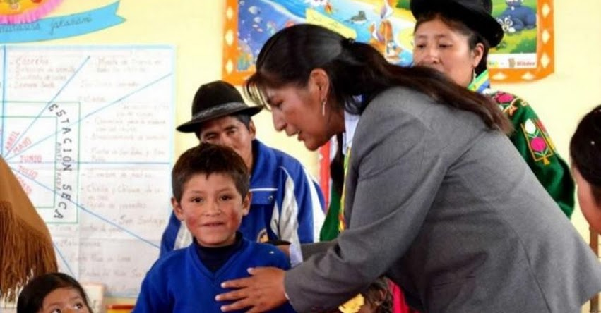 MINEDU ofrece a docentes cursos virtuales sobre escritura del quechua sureño y central - www.minedu.gob.pe