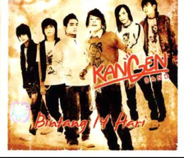 Kangen Band Mp3 Full Album Bintang 14 Hari (2008) Terbaru 2017