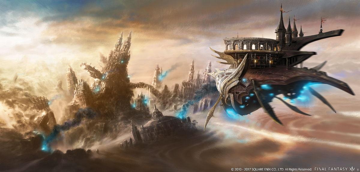 Se concretan detalles del parche 4.1 de Final Fantasy XIV