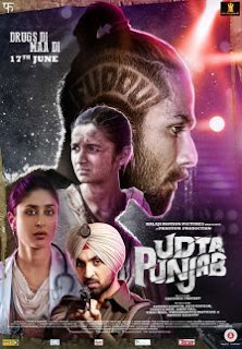 Download Film Udta Punjab (2016) DVDScr Subtitle Indonesia