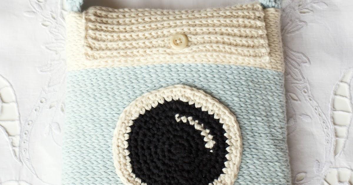 Hopeful Honey Craft, Crochet, Create: Camera Satchel Bag ...