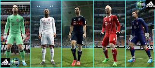 PES 2013 - Bayern Munich 2017-18 Leaked By Mustafa Issa