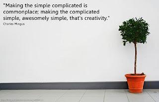 La innovación no mezcla con la complejidad