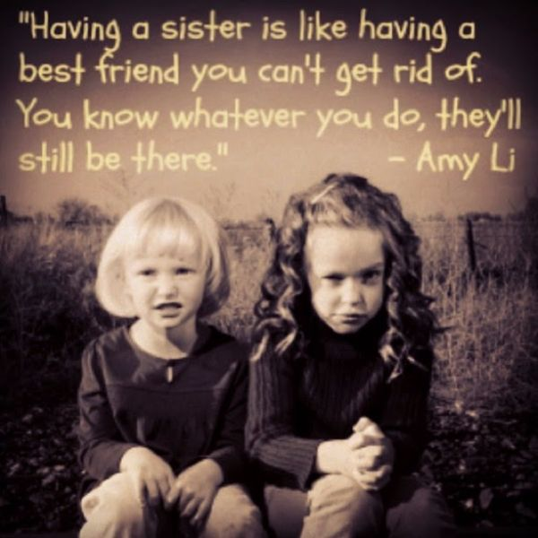 The 105 Happy Birthday Little Sister Quotes and Wishes ... |Funny Little Sister Birthday Message