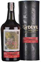 Kill Devil – Trinidad – Caroni Distillery – 17 ans (février 1998 – novembre 2016) – 63,1 %