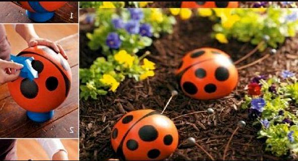 Gartendeko basteln mit kindern  Gartendeko Mit Kindern Basteln - heathen6.com-Küche und Bad