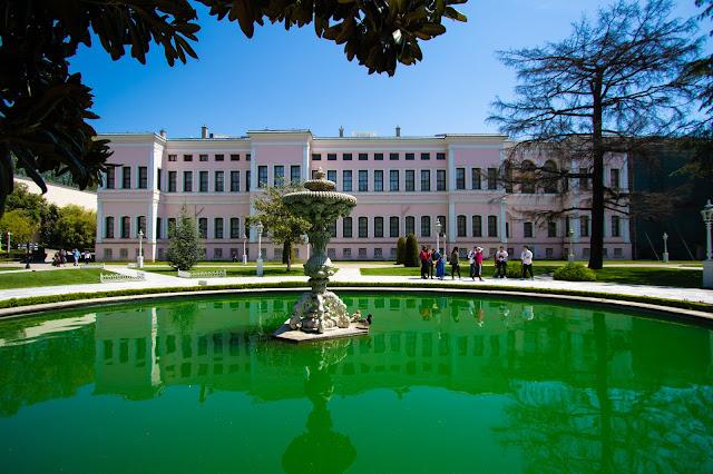 Palazzo Dolmabache-Istanbul