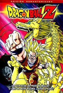 Dragon Ball Z (Filme 13) – O Ataque Do Dragão - HD 720p