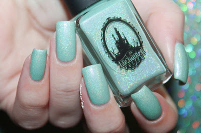 "Swatch of the nail polish ""March 2015"" from Enchanted Polish"