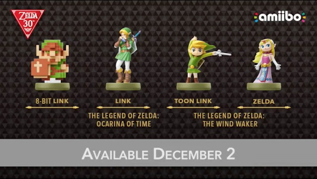 Se confirma para qué sirven los amiibo de la serie Zelda en su nuevo título de la saga