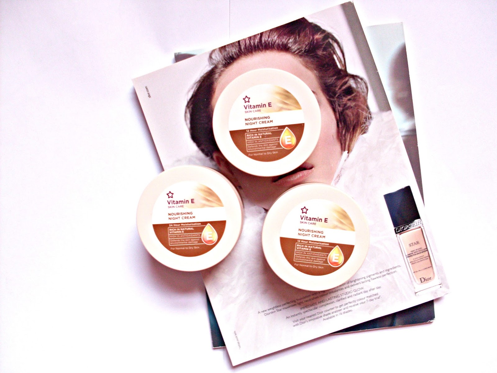 Superdrug Vitamin E Nourishing Night Cream Review