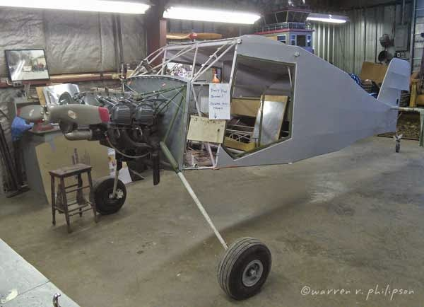 Retired--Now What?: Building a Buttercup (Airplane)