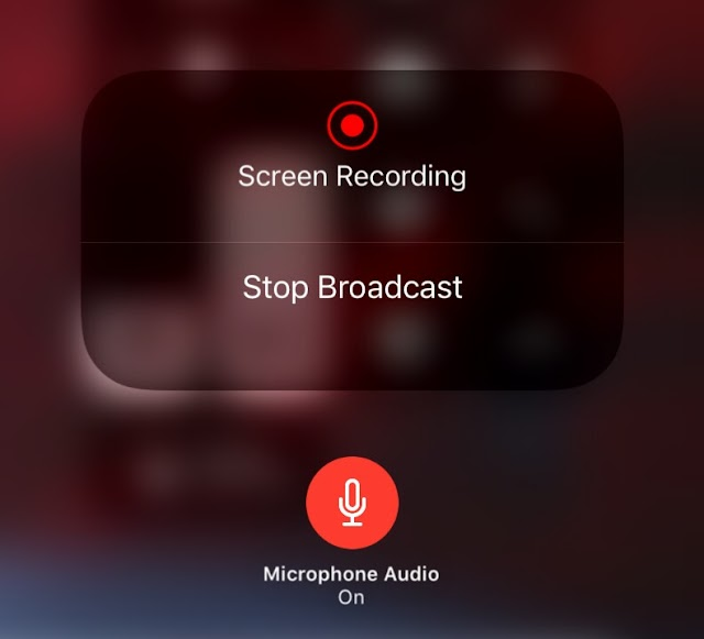 iOS 11 Public Beta 2 [Bug]: Screen Recording Not Working