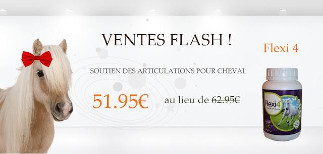 Ventes Flash Flexi 4 à 51.95€ au lieu de 62.95€ - Produits vétérinaires