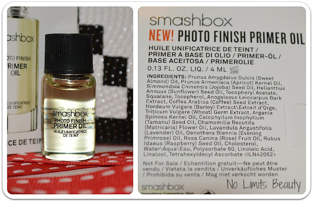 Smashbox - Photo Finish Primer Oil