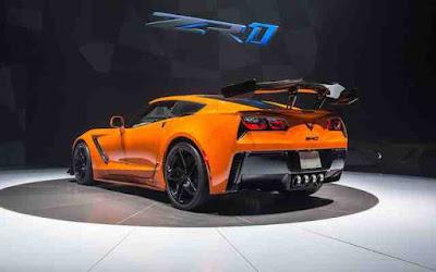 NOUVEAU CHEVROLET CORVETTE ZR1 2020 - La nouvelle voiture de sport 2020