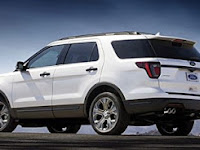 2018 Ford Explorer Sport Redesign Review