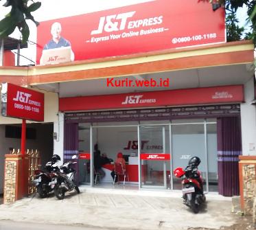 Alamat Agen J T Express Di Kediri Info Kurir