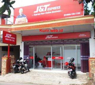 Alamat Agen J&T Express Di Kediri