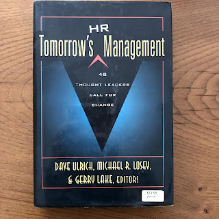Tomorrow's HR Management (Kitap)