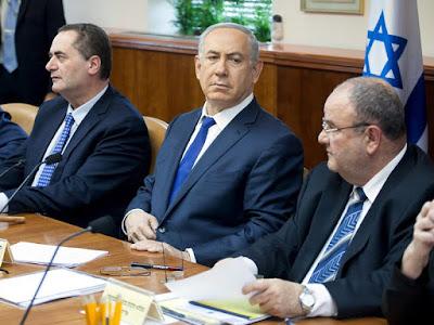 Comunicado do Gabinete de Israel