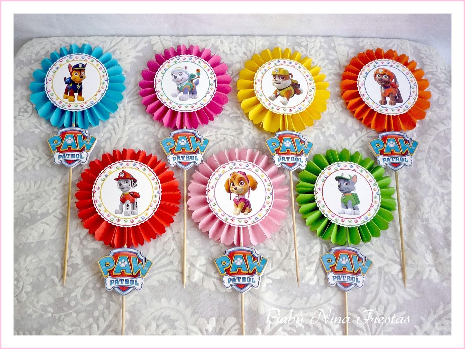 Baby nina fiestas kit cumplea os patrulla canina para sofia - Cumpleanos patrulla canina ...