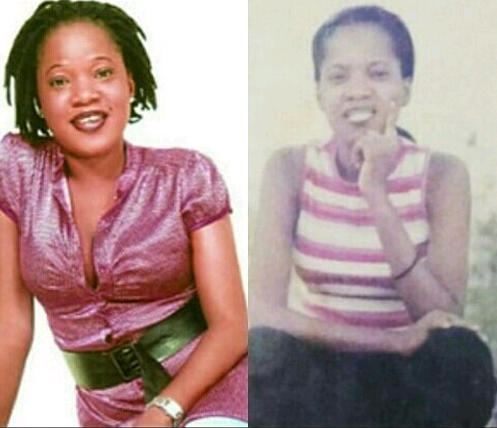 Check Out Throwback Photo Of Toyin Aimakhu When She Was Younger
