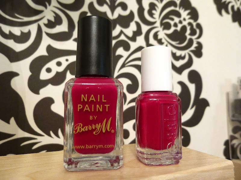 Essie Size Matters Nail Polish Dupe