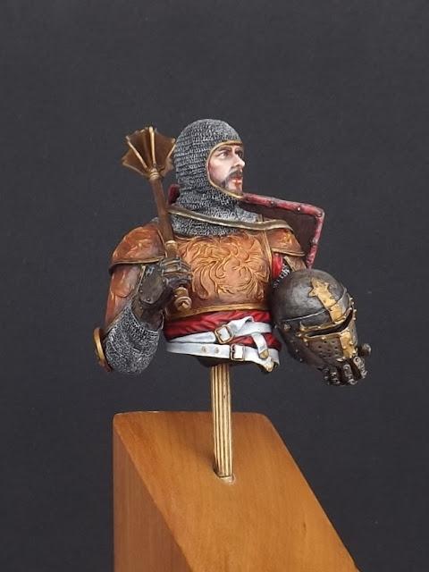 Italian Horseman - DG Miniatures 1/10 New_1_008