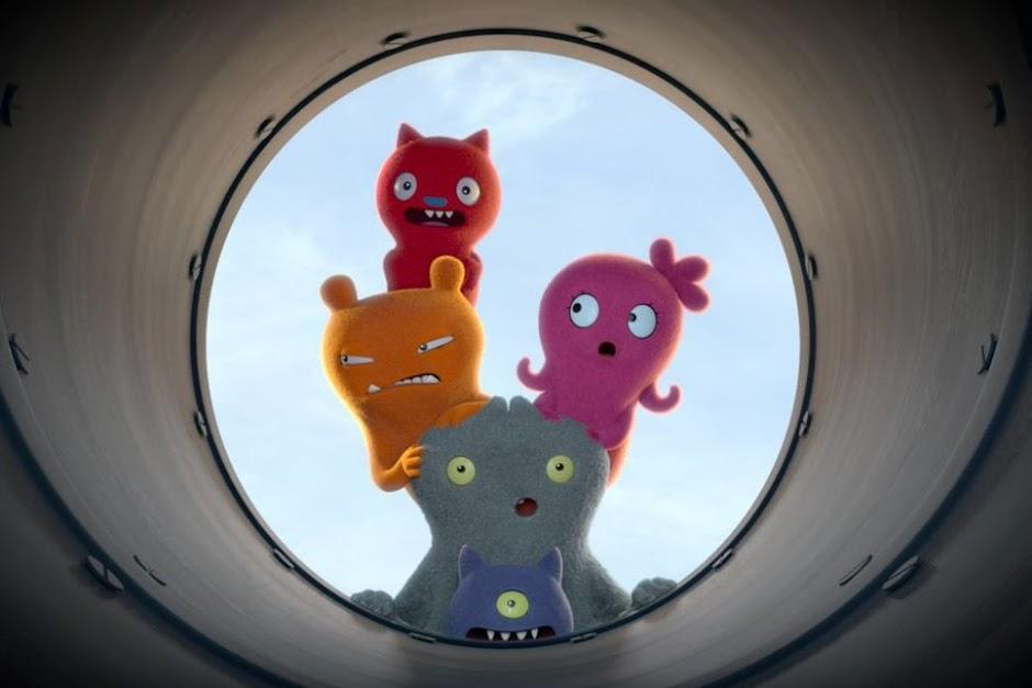 """Animação """"Uglydolls"""" ganha novo trailer"""