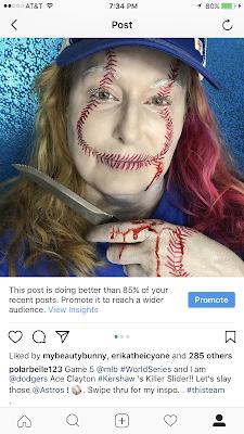 Polarbelle Halloween