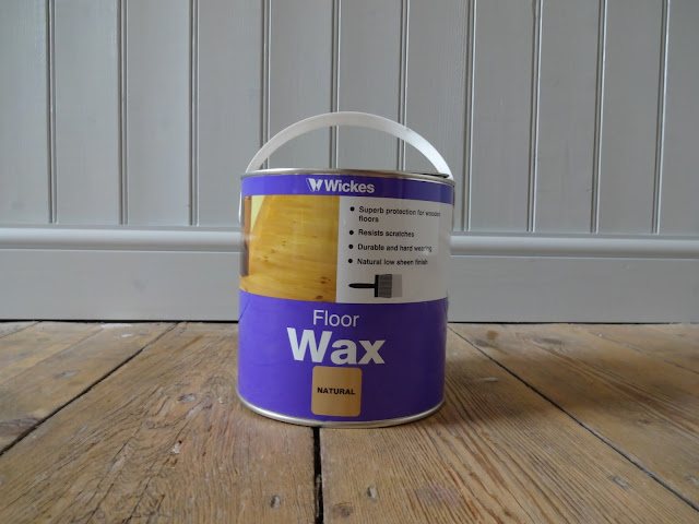 Wickes Floor Wax