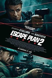 Sinopsis pemain genre Film Escape Plan 2 Hades (2018)