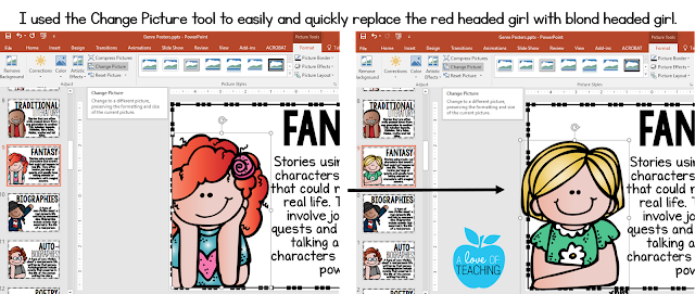 Change & Replace Images in PowerPoint
