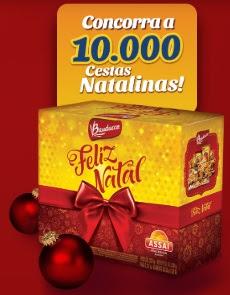 Promoção Assaí Natal 2018 Concorra 10 Mil Cestas Natalinas - Participar