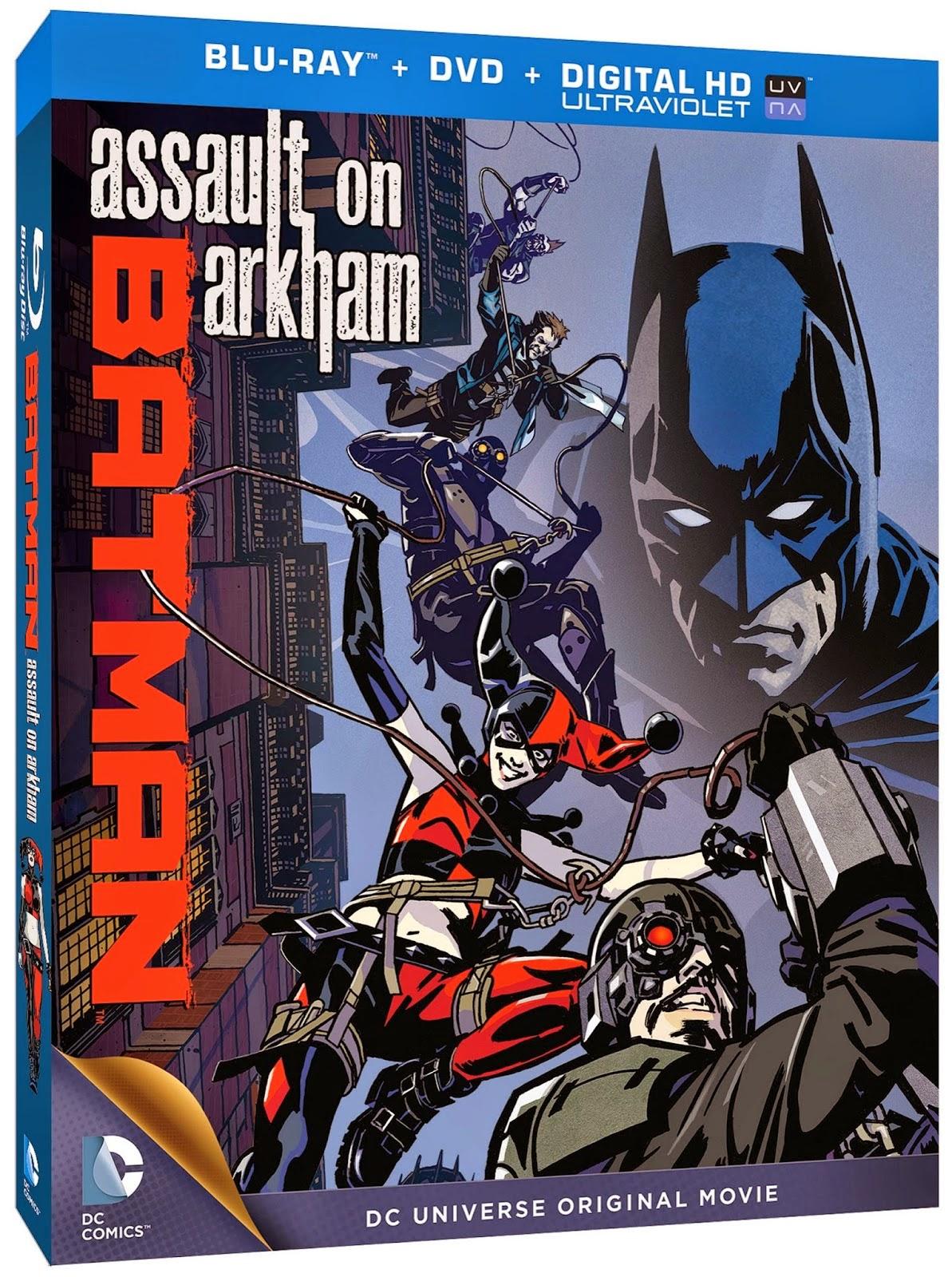 Batman Assault On Arkham (2014) 1080p BD25 1