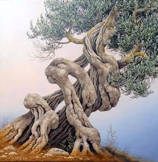 Gli dei scelsero un albero (Esopo)
