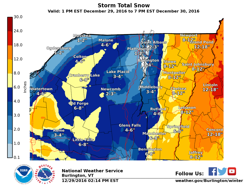 Matt39s Weather Rapport Scaling Back The Storm Totals In