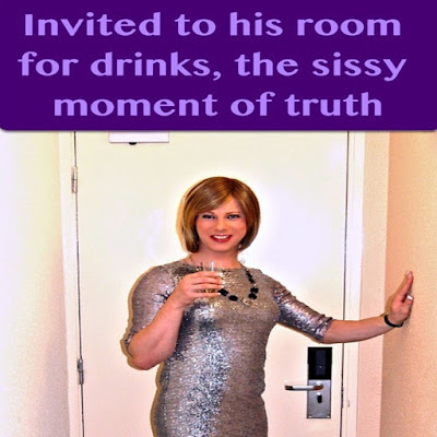 Sissy moment of truth TG Caption - World TG Captions - Crossdressing and Sissy Tales and Captioned images