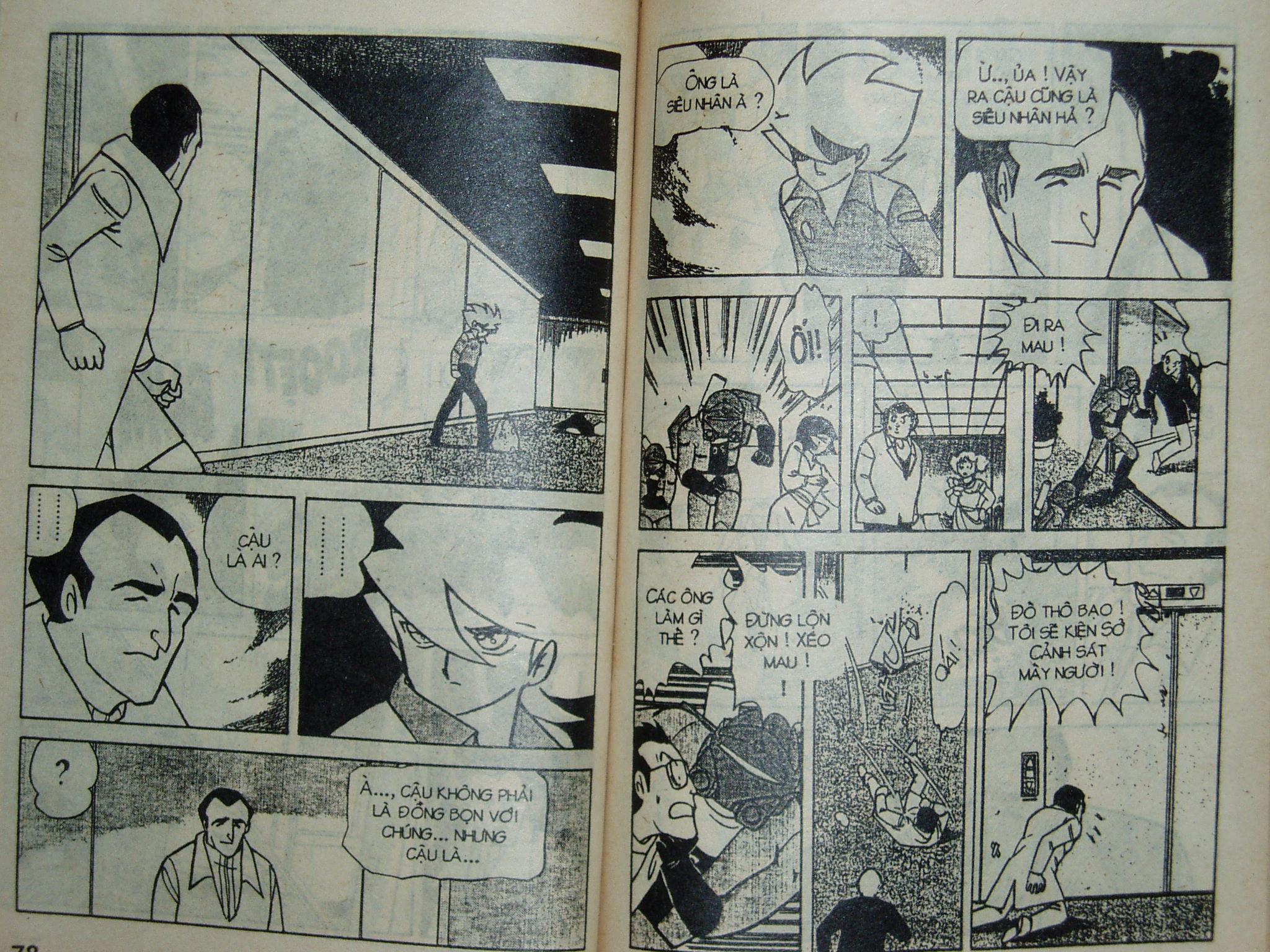 Siêu nhân Locke vol 16 trang 38