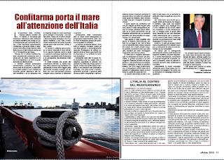 OTTOBRE 2018 PAG.10 - Confitarma porta il mare all'attenzione dell'Italia
