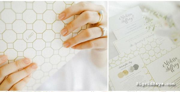 wedding invitations - Bacolod wedding suppliers