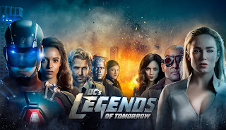 SDCC 2018 Warner Bros TV Pannels DC Legends of Tomorrow