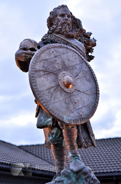 Haugesund - Harald Pięknowłosy